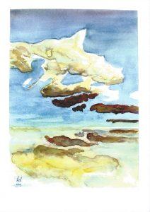 wolken-en-zee